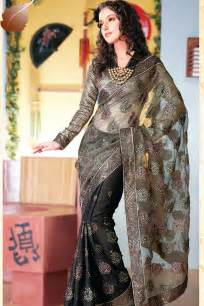 Of indian net designer sarees fancy sarees fashion designer
