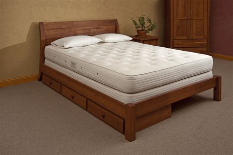 Amish Mattress Prices by Amish Beds Furniture The Organic Mattress Store