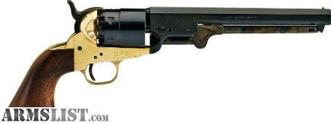 Peacemaker 22 Caliber Blank Firing armslist for sale pietta model 1851 navy confederate