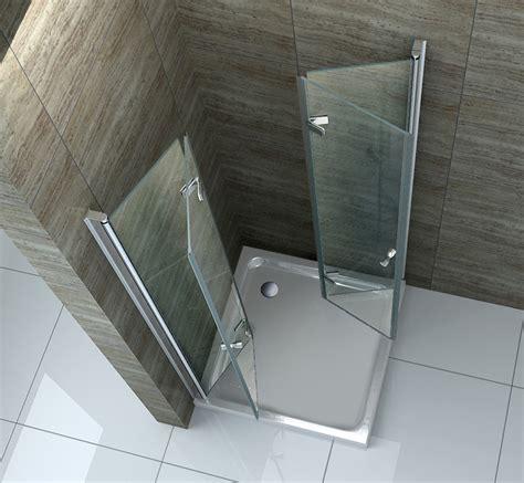 komplettdusche 80 x 80 100 x 80 faltt 252 r glas dusche duschkabine duschwand