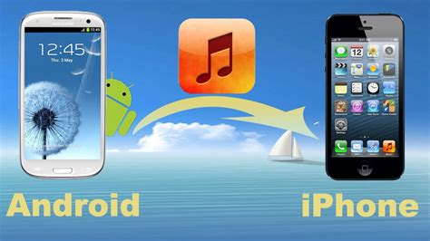 android to iphone android to iphone transfer how to copy from android phone to iphone 6 6s