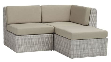 Small Outdoor Sectional Sofa Small Outdoor Sectional Sofa Weather Outdoor Patio Sectionals Into The Gl Small Thesofa