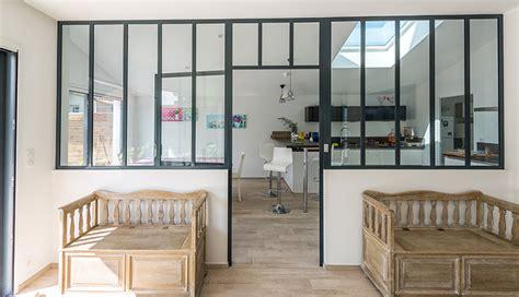 Realisation Verriere Interieure by Verri 232 Re D Int 233 Rieur Type Atelier Macoretz Agencement