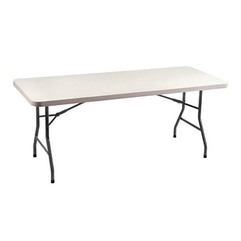 Office Depot Folding Table by Realspace Folding Table 60 W X 30 D White By Office Depot