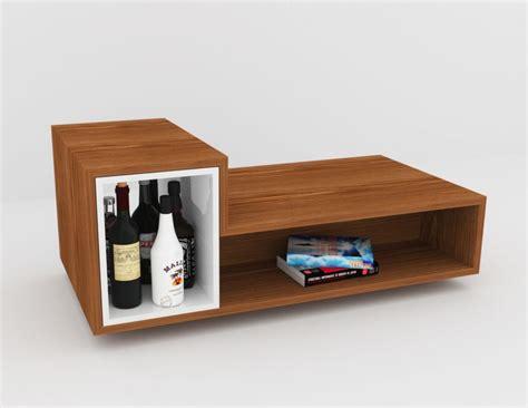 bar coffee table malherbe edition