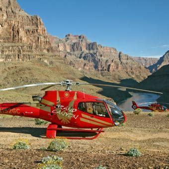 las vegas: grand canyon heli & raft tour | cloud 9 living