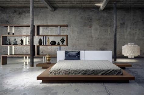 moderne schlafzimmer le betonboden im wohnbereich als eine tolle alternative zur