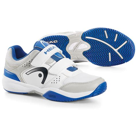 lazer velcro junior tennis shoes