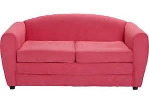 arezzo pink sleeper sofa seating pink