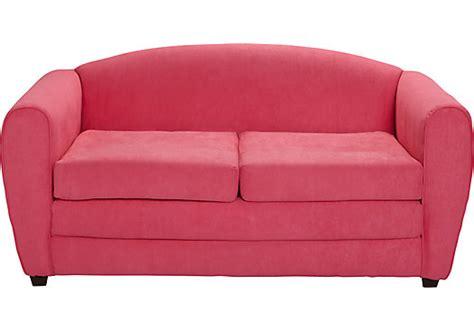 pink sleeper sofa arezzo pink sleeper sofa seating pink