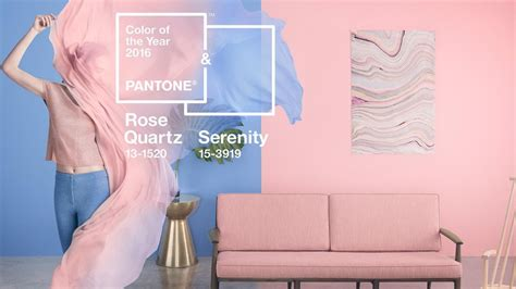 pantone color of the year 2016 how to rock pantone s new colors of the year for 2016 my