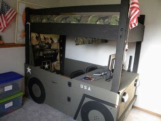 jeep bunk bed jeep bed bedrooms pinterest