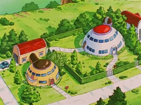 dragon house east grandpa gohan s house dragon ball wiki