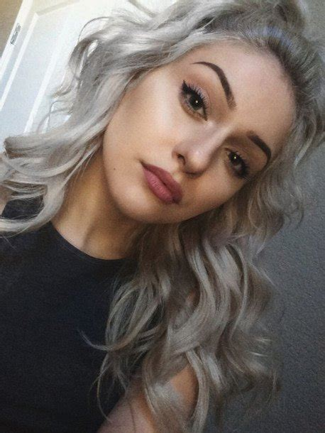 women with platinum hair 30 platinum blonde hair color shades and styles part 23