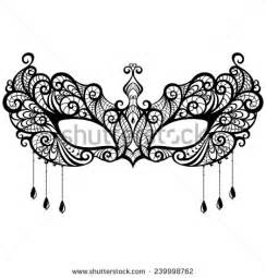 masquerade mask template for adults best photos of masquerade mask template for adults black