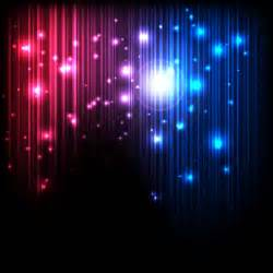 magic in lights abstract magic lights background vector free