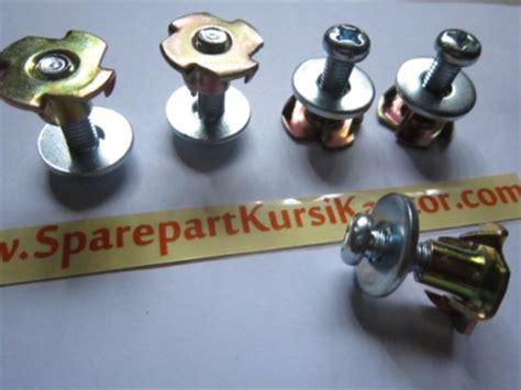 Jual Baut Untuk Kayu by Jual Baut Ring Mur Tanam Kayu Set Toko Sparepart