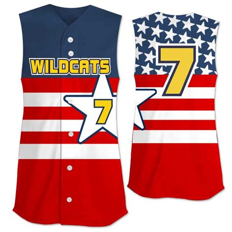 speacial price design your own baseball jerseys full patriotic throwback softball jersey old school take on