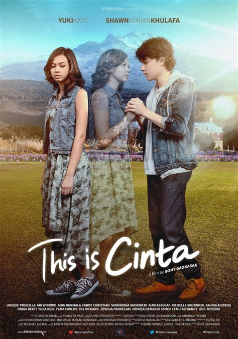 download film indonesia this is cinta this is cinta movie poster 3 of 3 imp awards