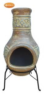 Clay Chiminea For Sale Near Me Quetzal Mexican Chiminea Medium Chimineashop Co Uk