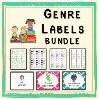 printable genre labels 25 best ideas about book genre labels on pinterest