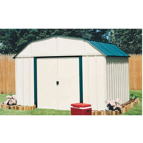 arrow storage building 10ft x 14ft model