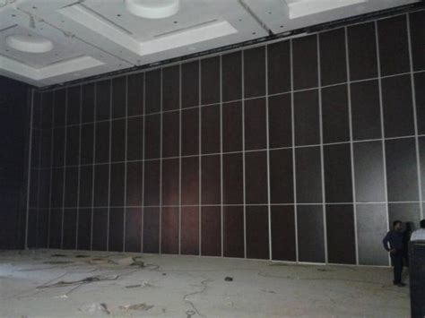 folding wall partitions conference rooms meeting room sound proof partitions folding 65mm office partition wall