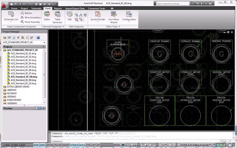 create layout in autocad autocad electrical 2010 panel layout tools youtube