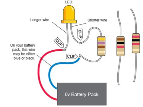 a resistor has four colored stripes electronics hotspot led everything about electronics