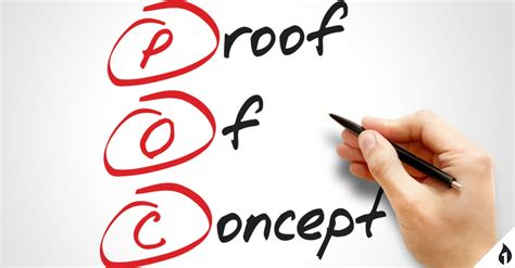 what is concept what is a proof of concept and why is it important before