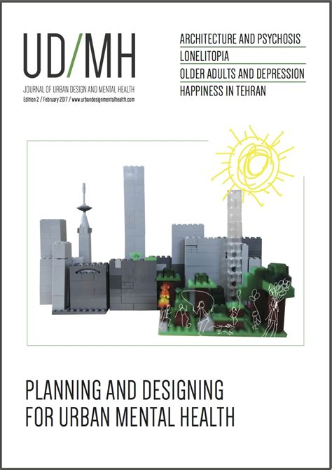 journal urban design home the journal of urban design and mental health centre for