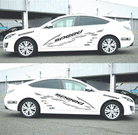 Mazdaspeed 3 Stickers