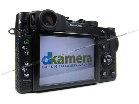 Kamera Fujifilm Finepix X10 Die Kamera Testbericht Zur Fujifilm X10 Testberichte Dkamera De Das Digitalkamera Magazin
