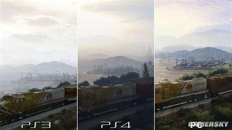 imagenes 4k gta v gta v graphics comparison ps3 v ps4 v pc gta 5 cheats