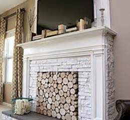 how to cover up a fireplace decorative fireplace covers decor love