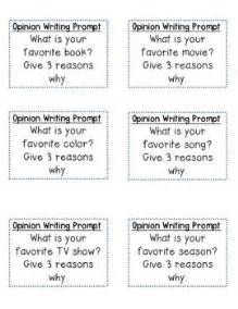 Topics For Opinion Essays by Opinion Writing Writing Prompts And Writing On