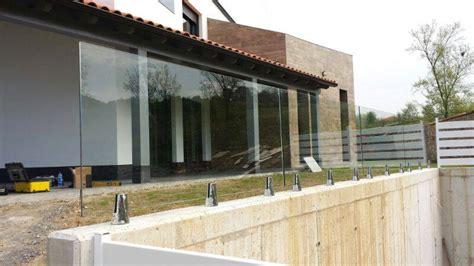 barandilla cristal terraza barandillas de cristal a medida