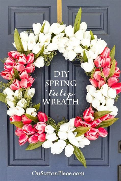 spring diy 16 picture perfect spring decorations to celebrate the