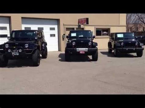 stock jeep vs lifted jeep lifted 2013 unlimited wranglers compared to stock sport