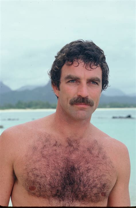 how to soften chest hair 1000 images about tom selleck on pinterest toms tvs