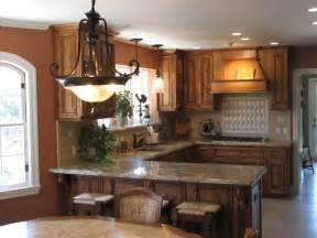 Amazing U Shaped Kitchen Layout #2: Donald-Morgan-Designs-Small-U-Shaped-Kitchen.jpg