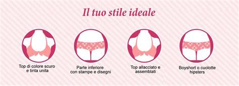 forme di sedere femminile costume da bagno ideale per ogni fisico e silhouette