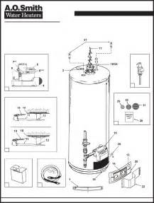 ao smith water heater wiring diagram smith free printable wiring diagrams