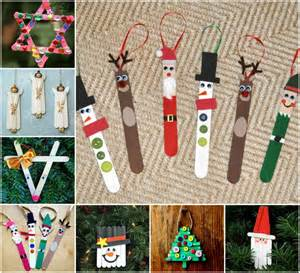 ideas products christmas popsicle stick art