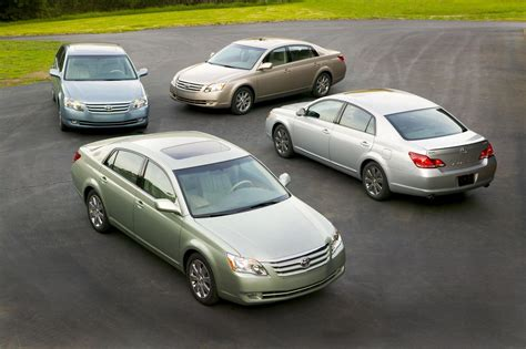 toyota avalon dimensions 2009 toyota avalon technical specifications and data
