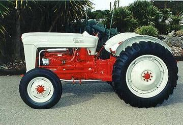 1953 ford 8n golden jubilee 1953 ford jubilee antique tractor