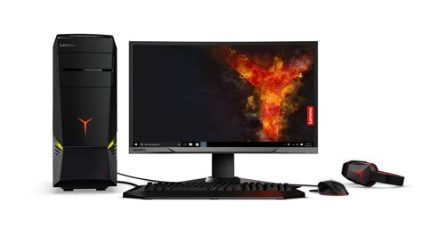 Lenovo Legion Y920 Tower Gamescom 2017 Lenovo Announces New Legion Gaming Towers