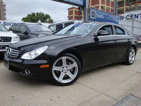 used 2007 mercedes benz cls 550 for sale stock #u3986