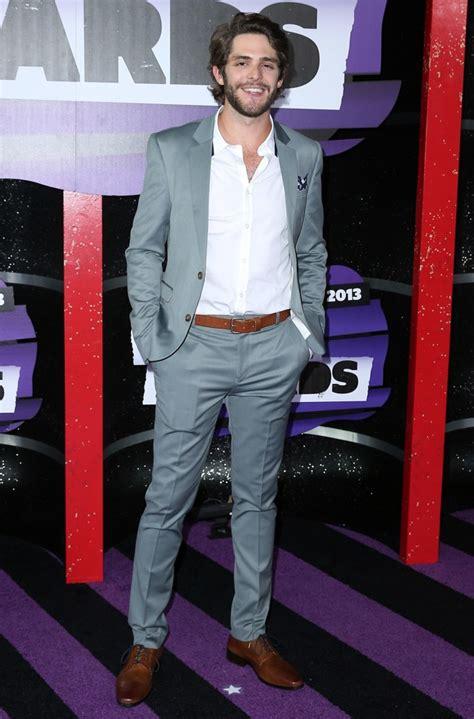 dave with thomas rhett ims legend s day segment 1 5 26 thomas rhett picture 11 2013 cmt music awards arrivals