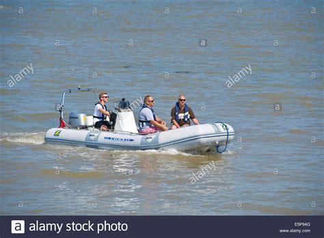 inflatable boat kent rigid boat uk stock photos rigid boat uk stock images